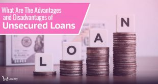 Disadvantages of Unsecured Loan