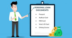 Documents Required for Personal Loan