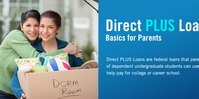 How do I apply for a Parent PLUS loan for my child